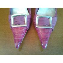 Promocão Scarpin Pink Schutz Arezzo Carmen Steffens Zara Tvz