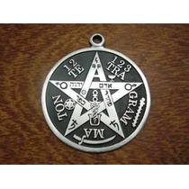 Pentagrama Em Metal ( Eliphas Levi, Esoterismo, Magia )