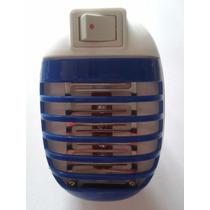 Kit 4 Repelentes Led Mata Inseto Pernilongo Eletronico Bivol