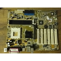 Placa Mãe Asus A7v8x-x Socket 462 Semprom Athlon - Garantia