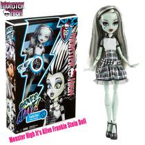 Boneca Monster High Frankie Stein - Mattel - Liquidação!!!