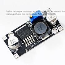 Regulador Tensão 3a 2v A 30v Step Down Lm2596 Buck Dc-dc Pic