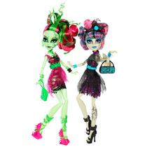 Monster High Zombie Shake Rochelle Goyle & Venus Mcflytrap