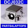 Dc Jack Conector Asus A43 A43e K43e K43z K53e K53s K53sv X44