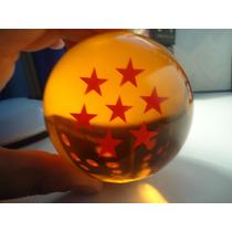 Esfera Do Dragão 7 Estrelas Tamanho Real 8cm-pronta Entrega