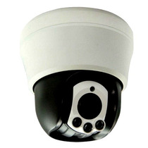 Camera Ip Interna Speed Dome Full Hd1080 Zoom Optico 10x