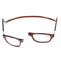 Armação Para Óculos De Grau(+2,0) Leitura Fechamento C/imã