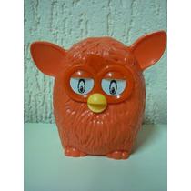 Brinquedo Boneco Coleção Furby Laranja Mc Donalds