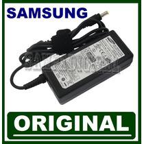 Fonte Original Carregador Samsung Rv411 Rv410 Rv420 19v 3.16