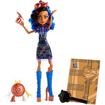 Boneca Monster High Aula De Arte - Robecca