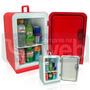 Mini Cooler Geladeira 15 Latas Aquece Refrigera Bivolt 12v