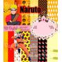 Kit Scrapbook Digital Naruto