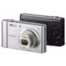 Câmera Digital Sony W800 Cyber Shot 20.1 Mp Tela Lcd Hd