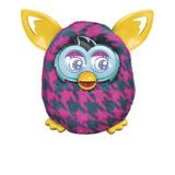 Furby Boom -  Rosa/verde Escuro A6808 Portugues Brinde Ovo