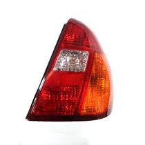 Lanterna Traseira Renault Clio 2000 2001 2002 Sedan, Direita