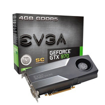 Placa De Vídeo Evga Geforce Gtx 970 4gb 12x Sem Juros