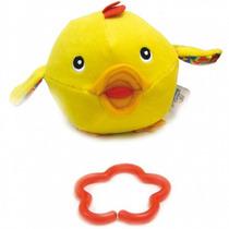 Brinquedo Para Bebê Pato Com Sons The First Years - 4babies