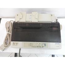 Impressora Matricial Epson Lx-300 Completa