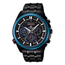 Relógio Casio Edifice Efr-537 Rbk-1a Red Bull Racing Wr-100m