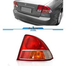 Lanterna Honda Civic 2003 2004 2005 2006 Lado Direito