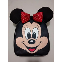 Kit 15 Bolsas Mickey Minnie Personalizadas Aniversário Festa