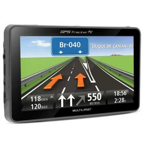 Gps Automotivo C/ Tv Mp4 Fm Guia Quatro Rodas Alerta Radar