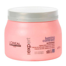Loréal Lumino Contrast Máscara Profissional 500g