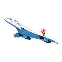 Kit Para Montar Revell Concorde British Airways Escala 1/72