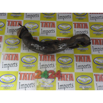 Coletor Escape Lado Esquerdo Bmw X5 4.8 V8 2006 2424