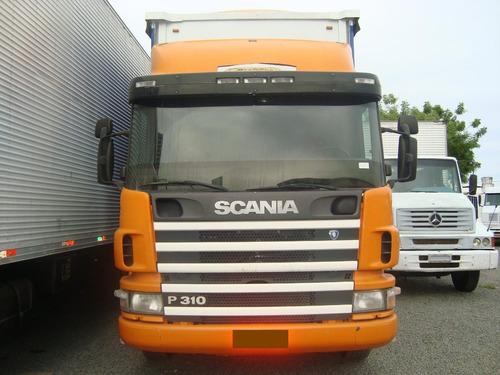 SCANIA P 310 2005 BI-TRUCK / SIDER