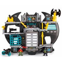 Imaginext Batcaverna Dc Super Amigos - Fisher Price