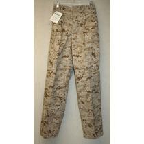 Calça Militar Deserto Marines Marpat Repelente De Insetos