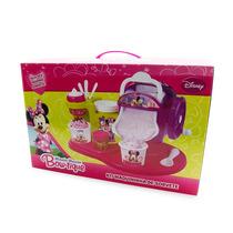Kit Maquininha De Sorvete Minnie - Toyng Brinquedos