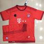 Camisa Bayern Munich Vermelho Com Shorts