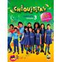 Dvd Chiquititas Vol. 3 + Cd Patrulha Salvadora Com Medalhao