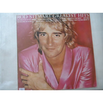 Disco Vinil Lp Rod Stewart Greatest Hits ##