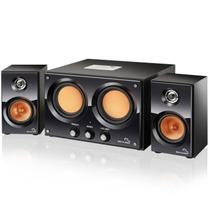 Caixa Som Usb 2.2 30w Double Usb/sd Bivolt Sp118 Multilaser