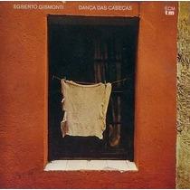 Cd - Egberto Gismonti Dança Das Cabeças 1976