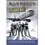 Dvd Duplo Iron Maiden - Flight 666 The Film - Novo***