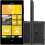 Nokia Lumia 720 Preto 8gb Wifi Gps Dualcore 6.7mp