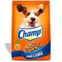 Ração Champ Para Cães Adultos Carne E Cereal 20 Kg - Aquaset