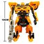 Boneco Transformers 4 Bumblebee Camaro Pronta Entrega 18cm