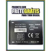 Bateria Alcatel Ot208 Claro Fixo Embratel Livre Cab30m0000c1