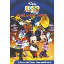 Dvd O Grande Show A Casa Do Mickey Mouse Da Disney Original