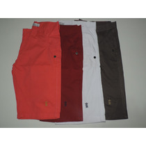 Kit 10 Bermuda Masculina Jeans/sarja Varias Marcas Atacado