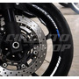 Friso Adesivo Refletivo Rec3 Roda Moto Honda Cbr 1000 Rr Cb