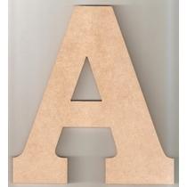 Letras Alfabeto Completo 15cm Mdf 3mm - 26 Letras