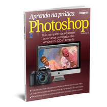 Livro Aprenda Na Prática Photoshop - Vol. 2, Editora Europa
