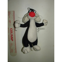 = Mc Donalds - Looney Tunes Frajola Gato Caçador Pelucia
