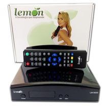 Receptor Lemon Lm 5000 Anadigi Digital E Analógico O Melhor